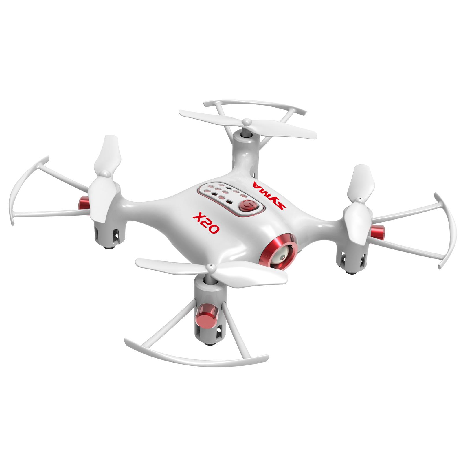 Syma X20 Pocket Drone 2 4ghz Mini Rc Quadcopter Headless