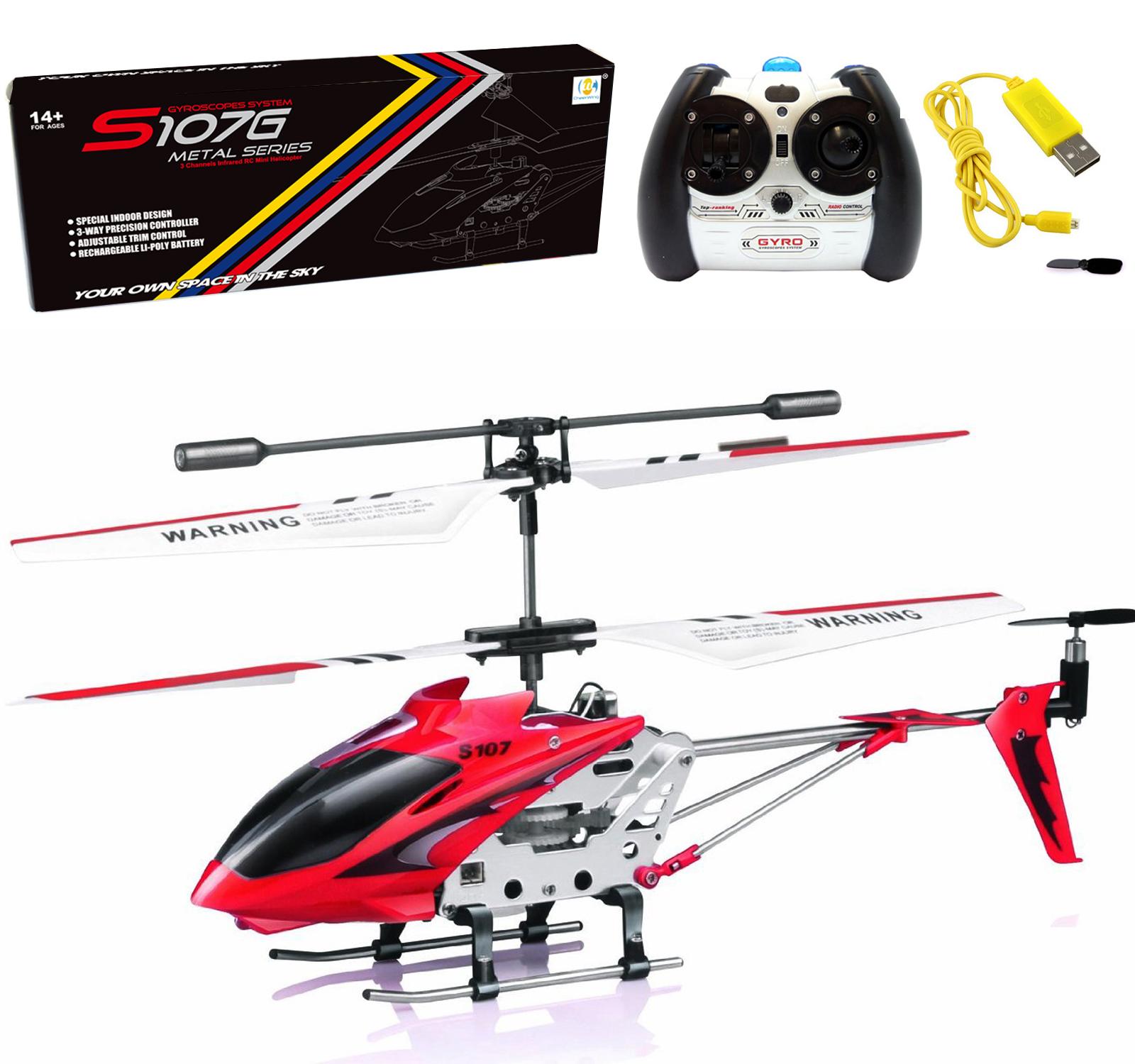 syma s107 s107g phantom 3ch mini metal remote control rc helicopter