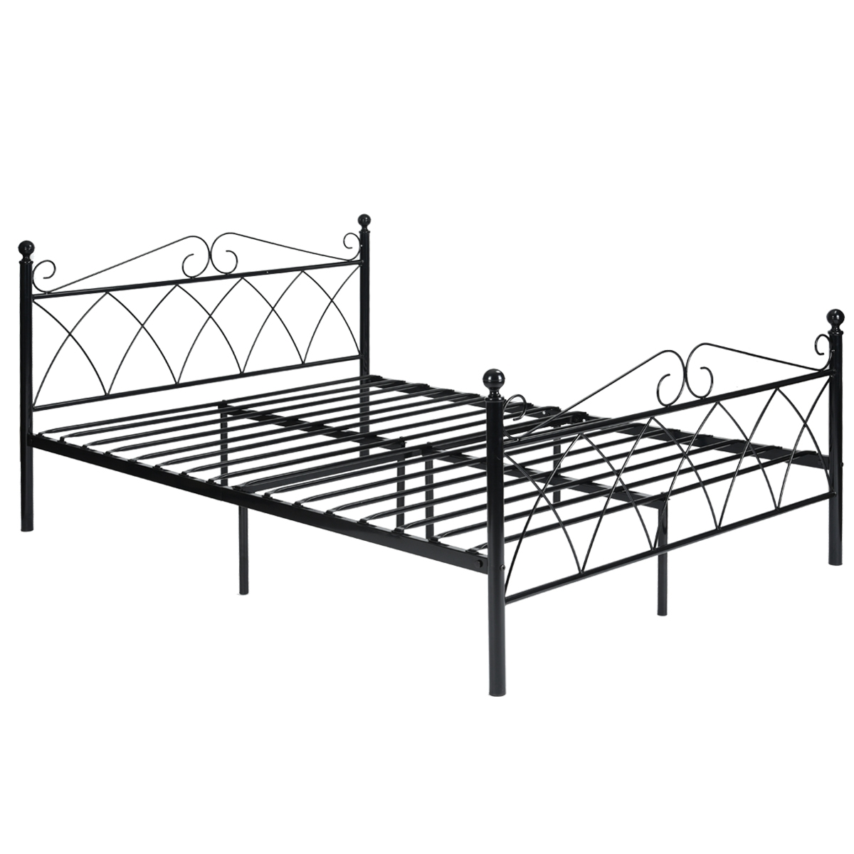 How To Assemble Headboard To Metal Bed Frame