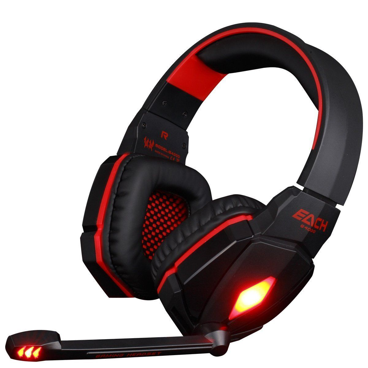 Headphones with microphone for pc