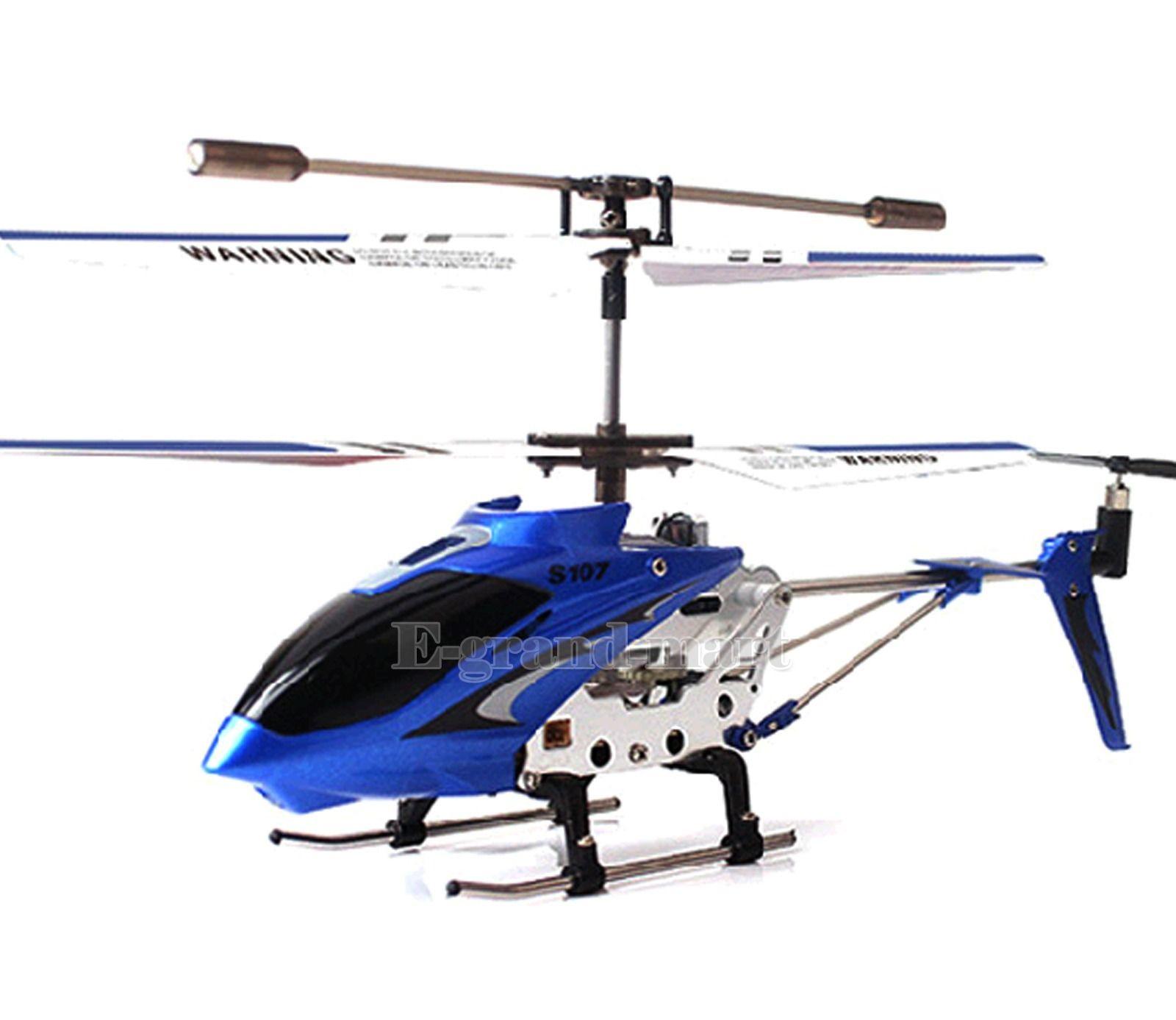 Cheerwing S107 S107g 3 5ch Alloy Mini Remote Control Rc