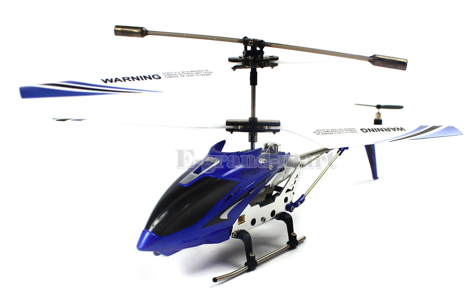 Gyroscope helicopter S107 Manual