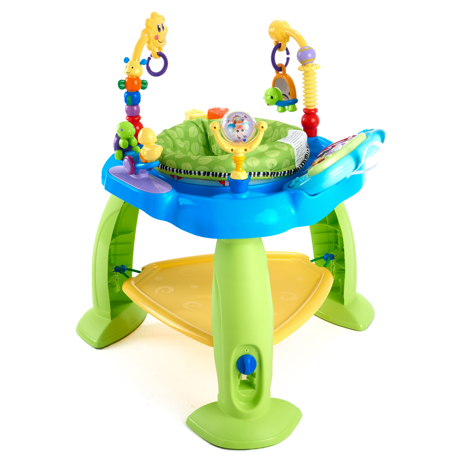 Baby Bouncer Jumper Learning Activity Pad For Kids Child