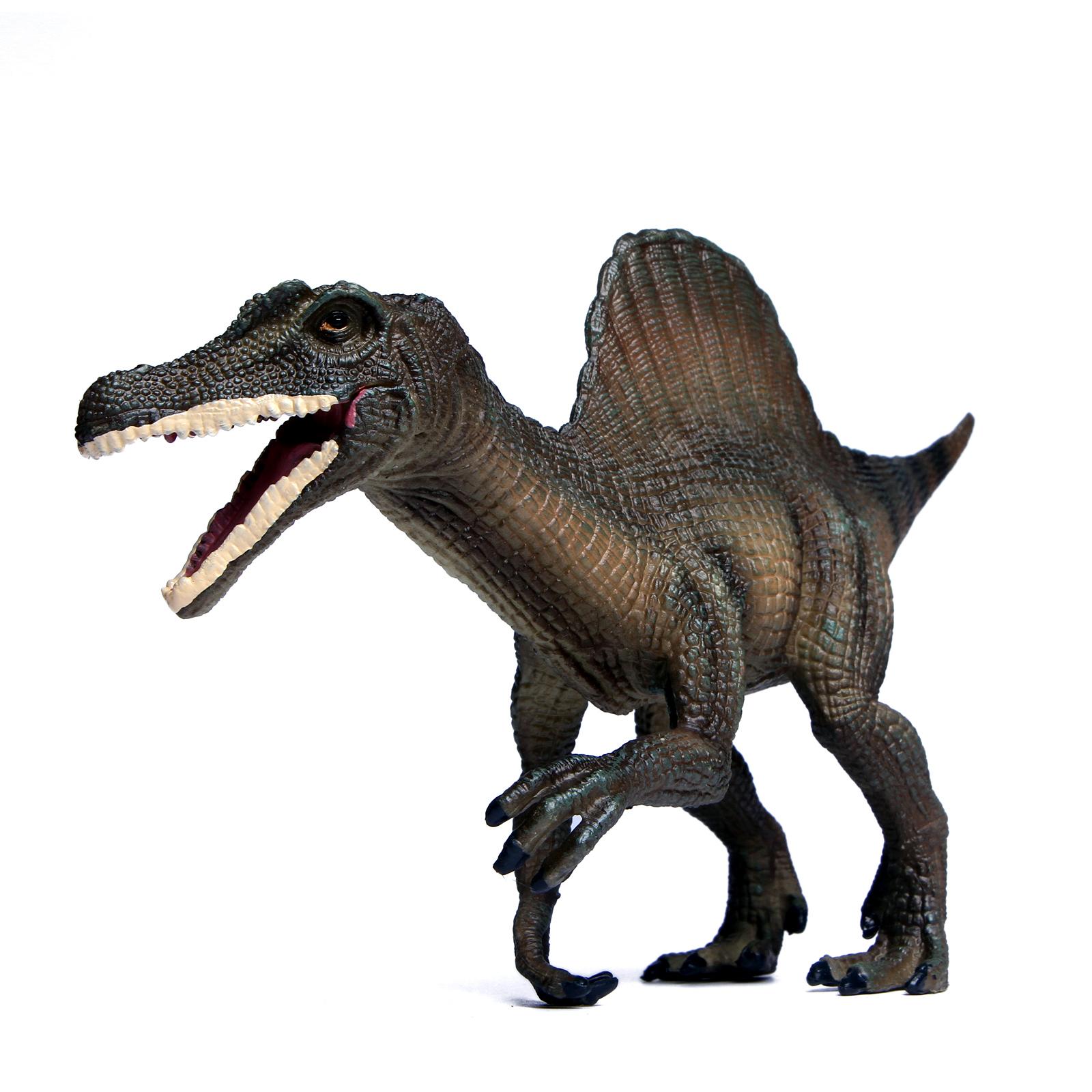 Jurassic park dinosaur spinosaurus model action figures kids toys gift 21 ebay - Spinosaurus jurassic park ...