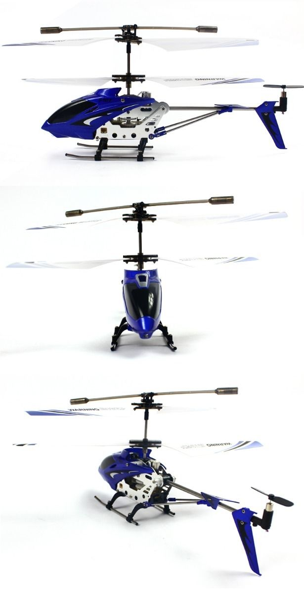 Cheerwing S107 S107g Helicopter Phantom 35ch Metal Remote Control