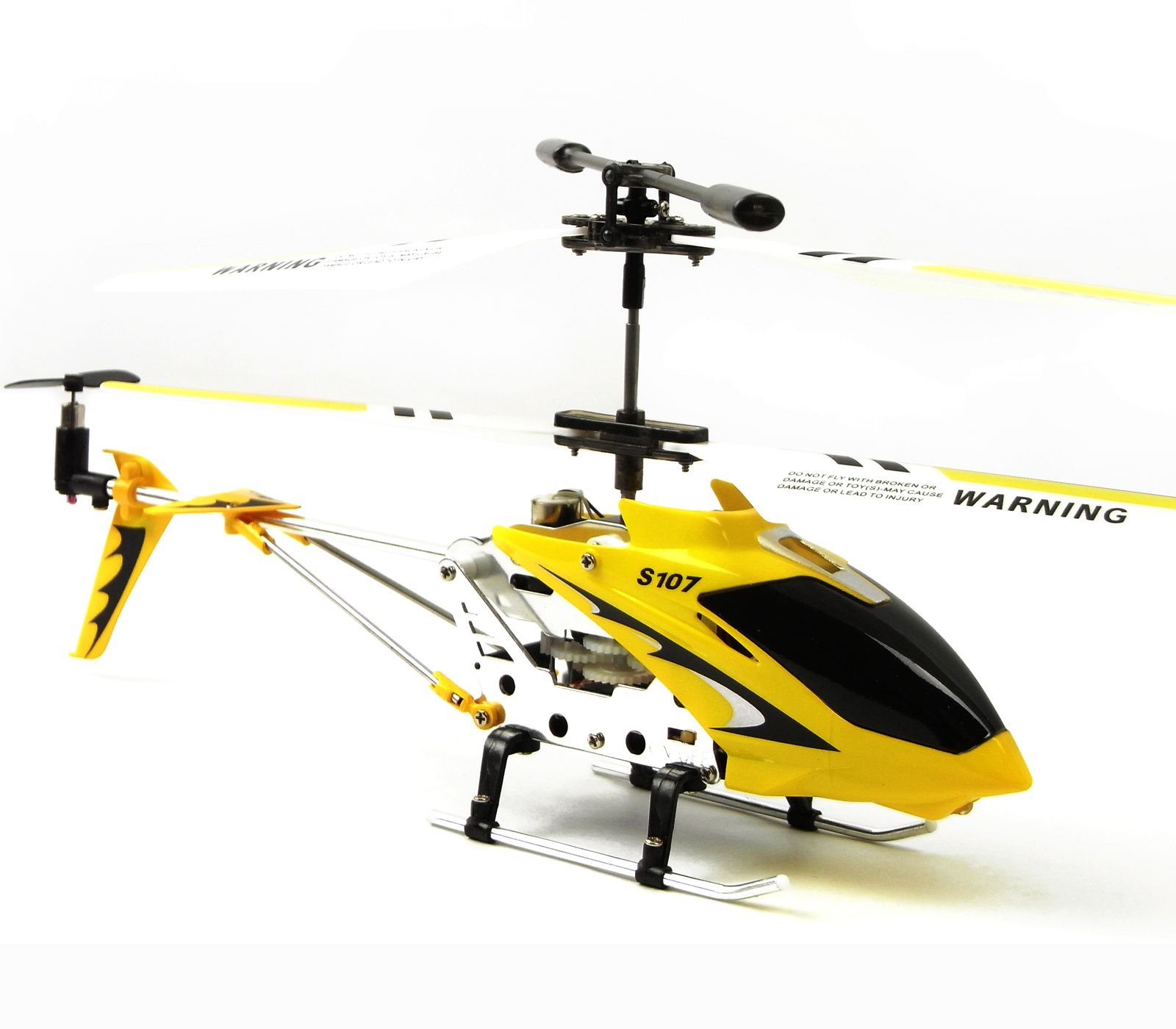 Syma s107g helicopter 3 5ch mini metal remote control rc for Helicoptere syma