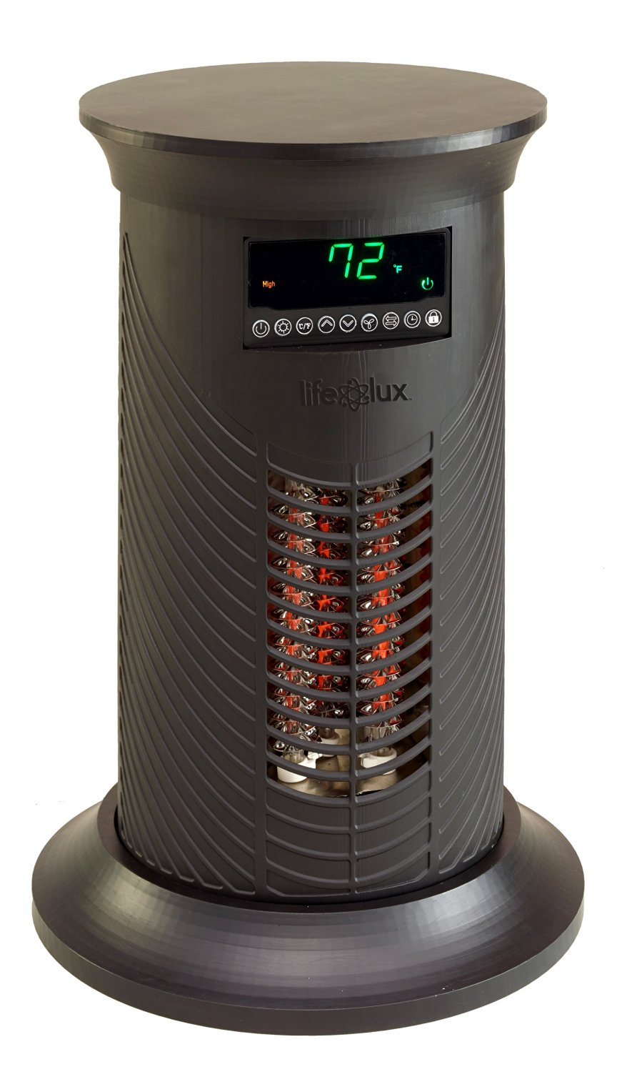 Lifesmart Lux Ls19 Iqh M Infrared Space Heater Tower