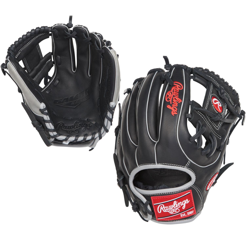 0c12f11d732 Rawlings Gamer Series 11.5 Inch G314-2BG leather Baseball Glove ...