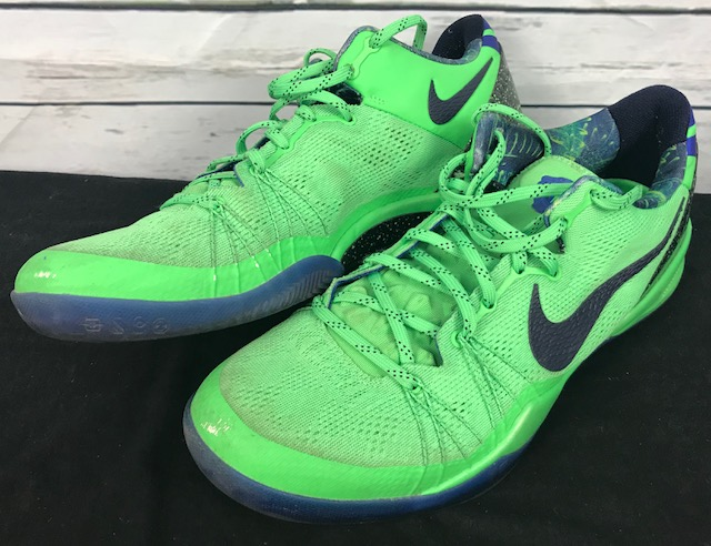 337a17b3602 ... italy nike kobe 8 system elite superhero green lace up athletic  sneakers mens shoes 13 04893