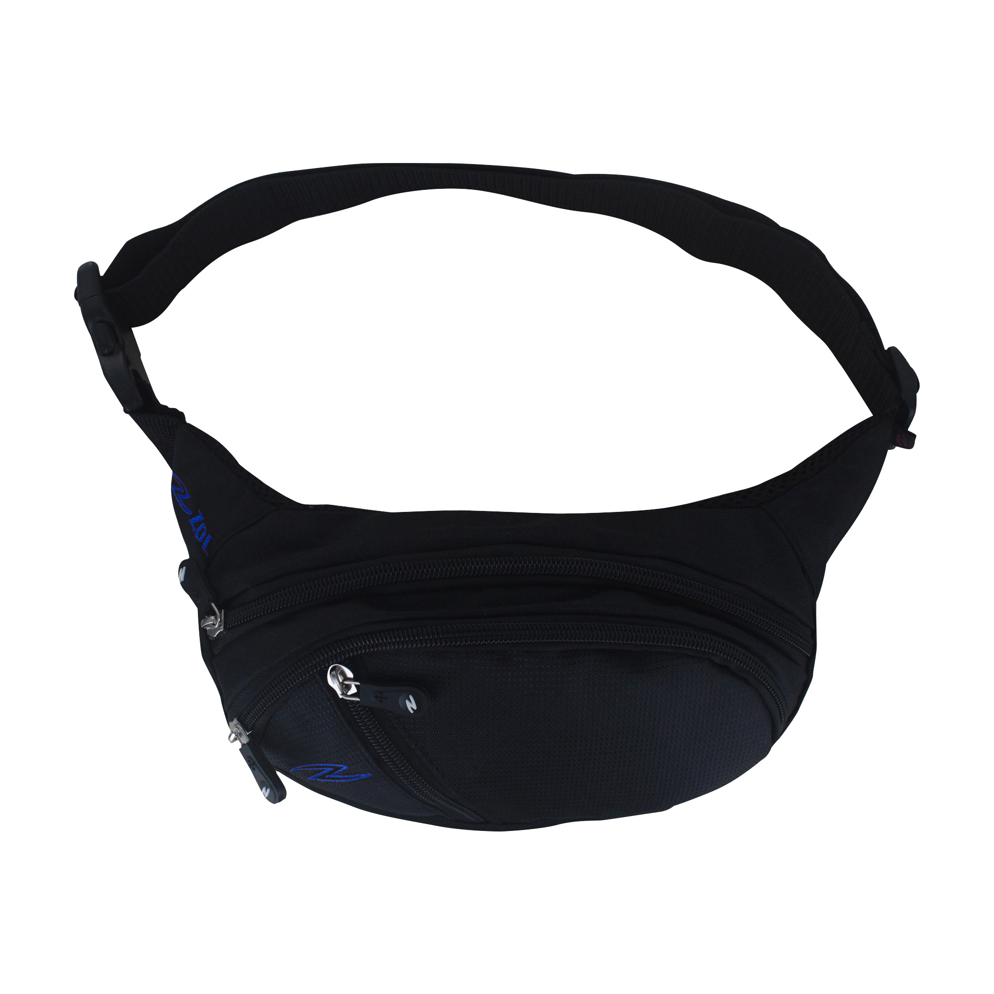 ZOL-XS-Sport-and-Travel-Fashion-Fanny-Pack-Men-Women-Waist-Bag-3-Pockets