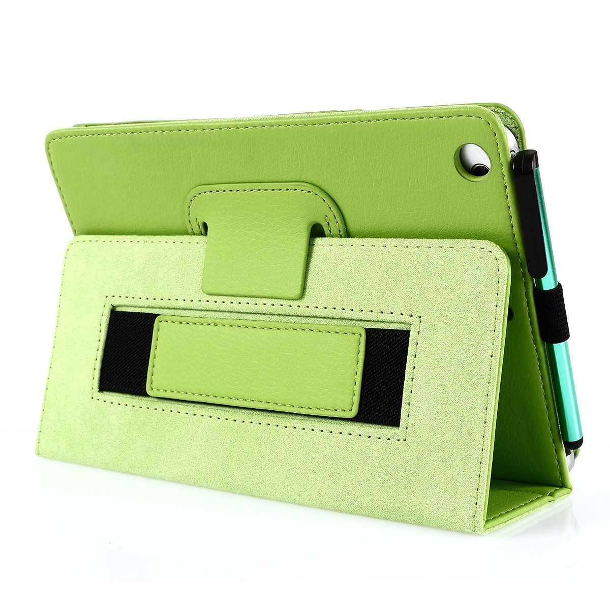 For iPad 2/3/4/5/Mini 2/3 Case Smart Cover With Card Slots ...