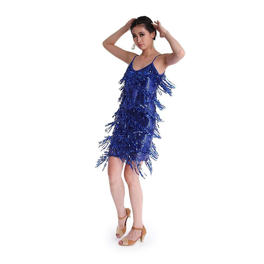 LATIN DANCE DRESS RHYTHM SALSA BALLROOM COMPETITION ...