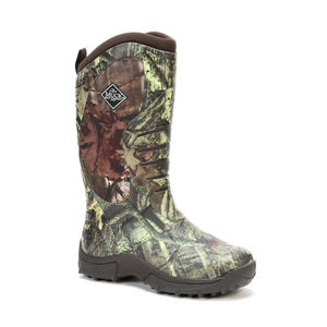 Muck Boots Pursuit Stealth Fleece Lined Hunting Boot-Mossy Oak ...
