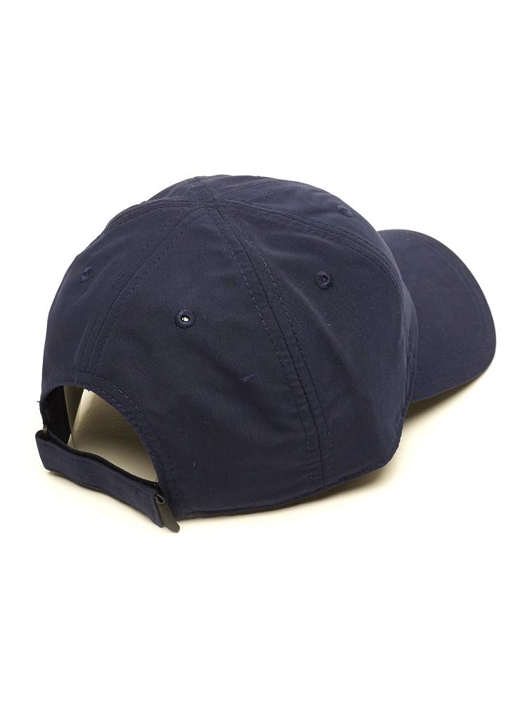 44cfefe981f Lacoste Microfibre Croc Cap - Navy Blue 3614039176888