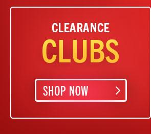 Shop Clearance Clubs