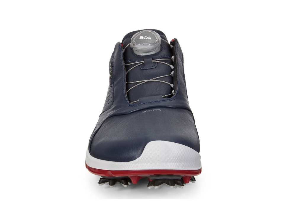 1a66fe2b1794 Ecco Biom G2 BOA Golf Shoes - True Navy Brick