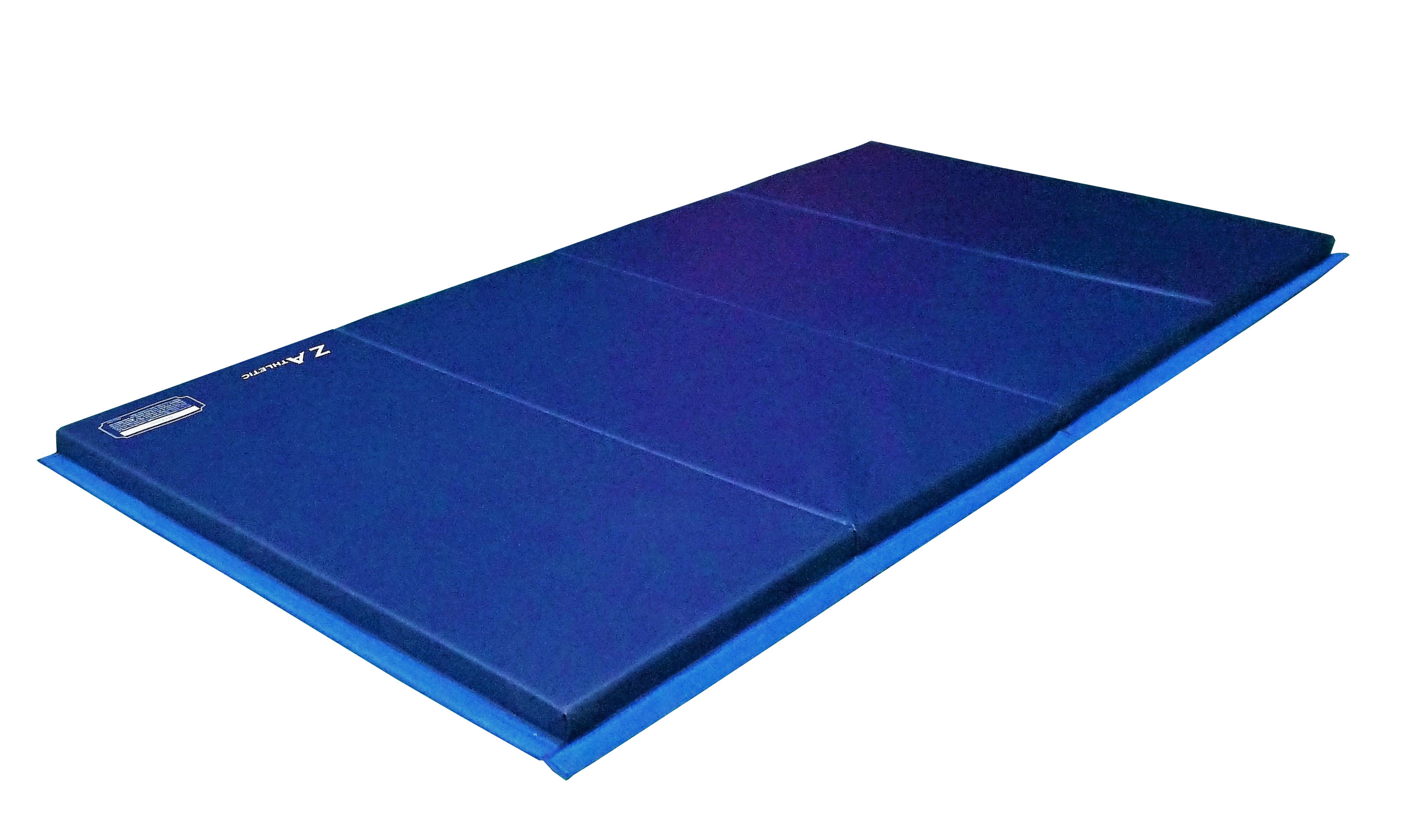 wedge training triangle yellow folding mats incline pin gymnastics mat blue used foam