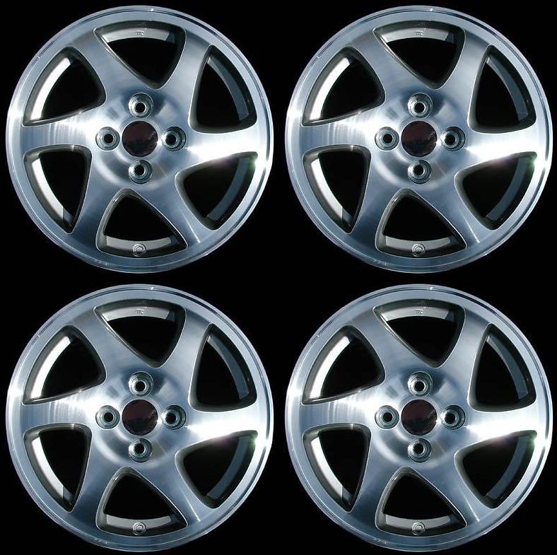 New Set Of Alloy Wheels Rims For Acura Integra EBay - Rims for acura integra