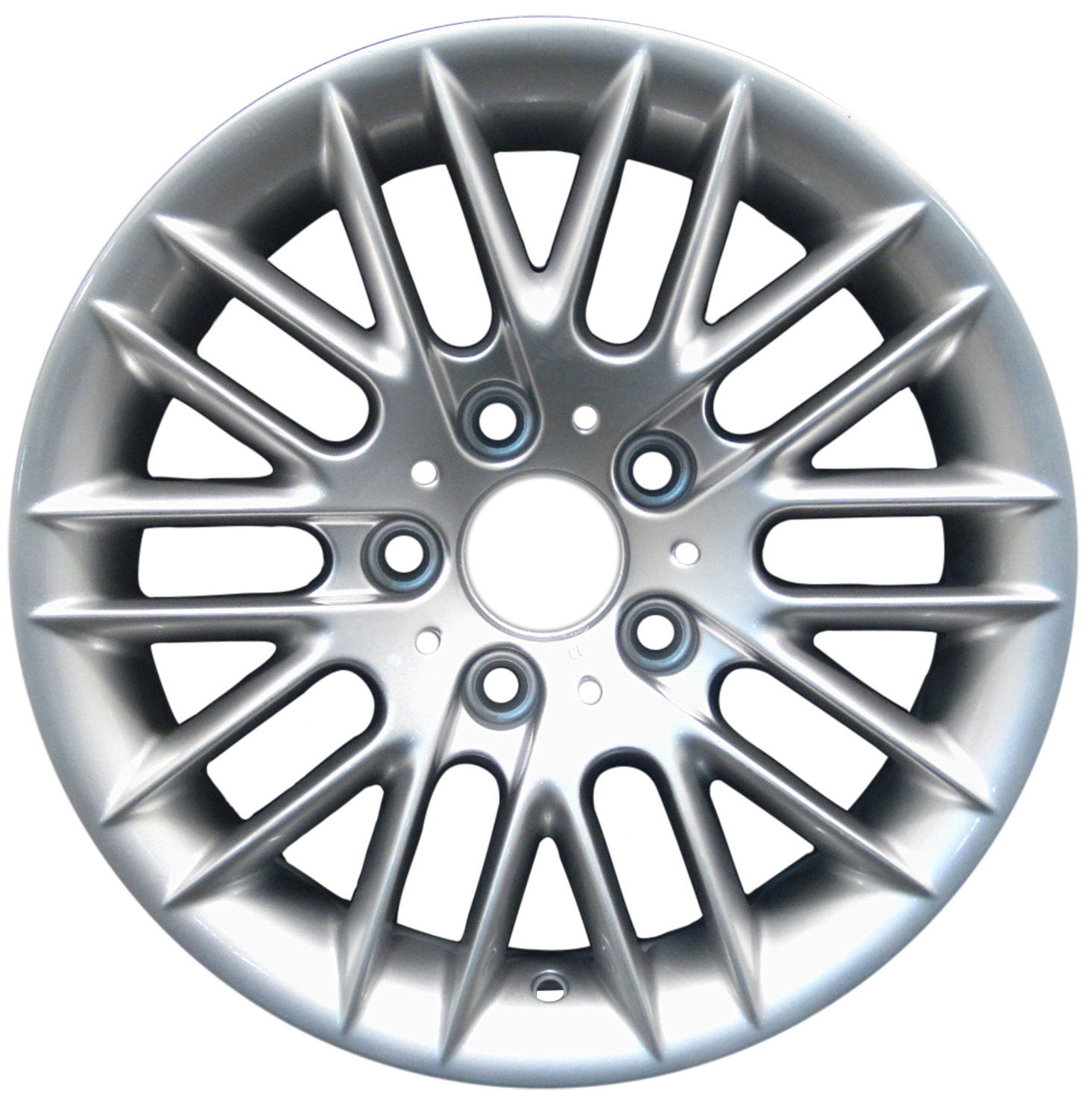 wheel bmw with machined charcoal style oem styles rim