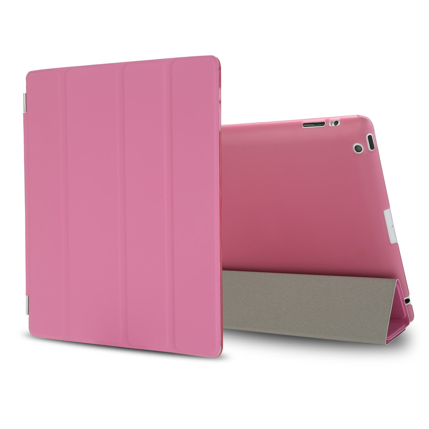 SLIM SMART COVER MAGNETIC PU LEATHER STAND CASE FOR IPAD 2 ...