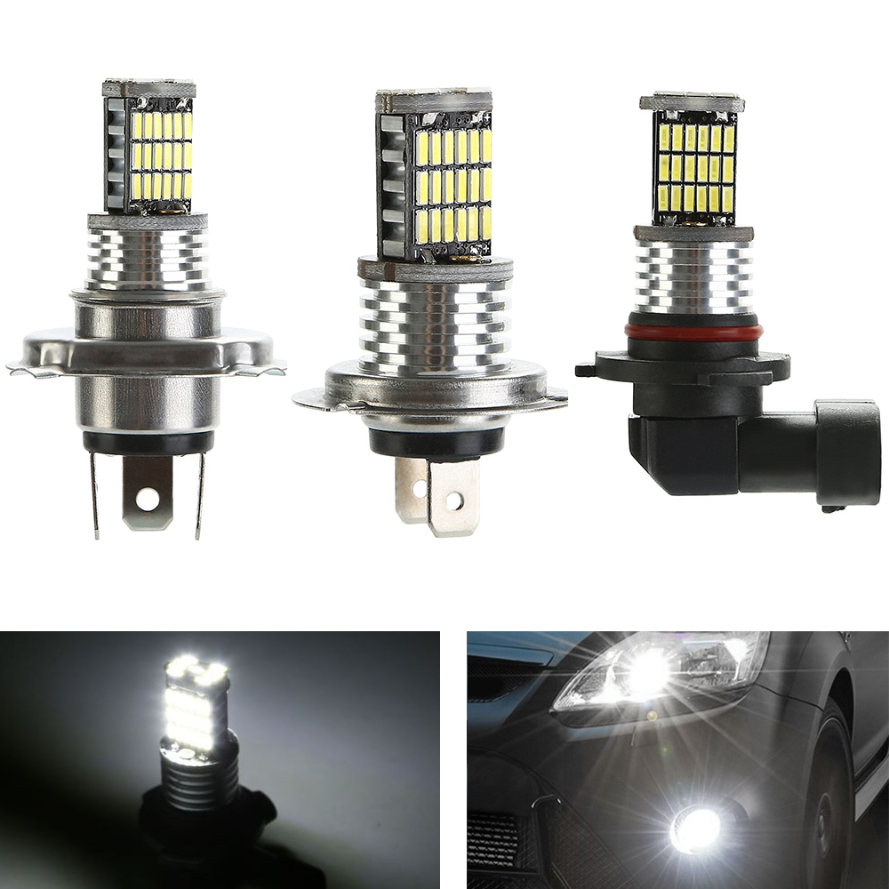 Canbus led nebelscheinwerfer h4 h7 h11 9005 auto lampe leuchte canbus led 16w 9005 9006 h4 h7 h8h11 nebelscheinwerfer 6000k wei 4014 fr bmw parisarafo Gallery