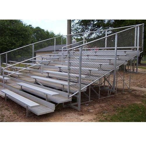 VIP Bleacher 8 Rows/112 Seat/21'-Fence