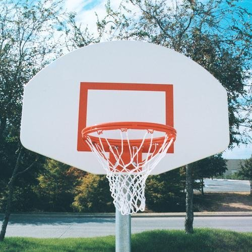 Official Aluminum Backboard Only - White