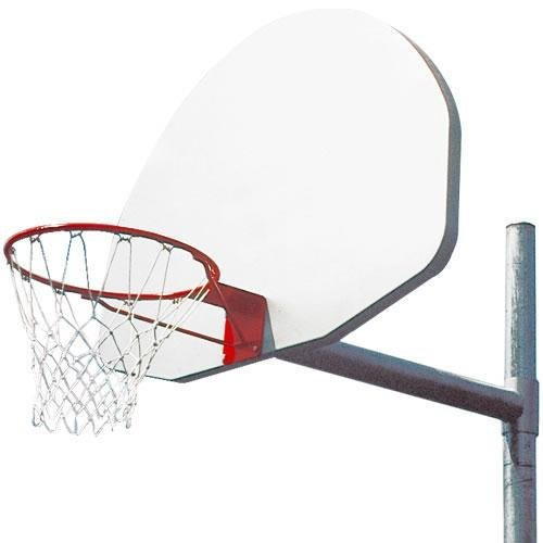 Official Aluminum Backboard Only - Silver