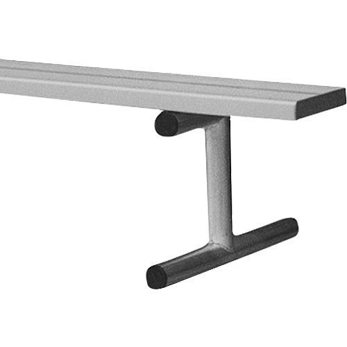7.5' Surface Mt Bench w/o back (colored)