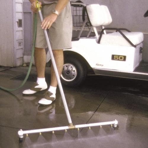 "Jet Blast Water Broom 48"""