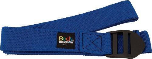 Yoga Straps 6' - Blue