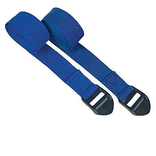 Yoga Straps 8' - Blue