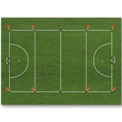 Field Hockey Marking Set