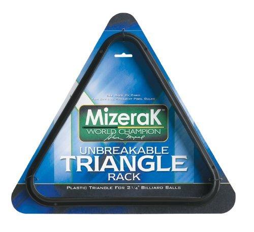 "Plastic Triangle 2 1/4"""