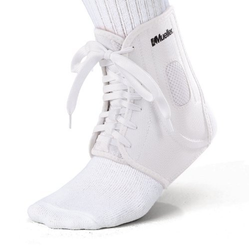 Pro Level ATF2 Ankle Brace - White