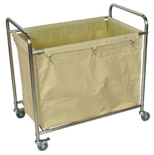 Large Laundry Cart