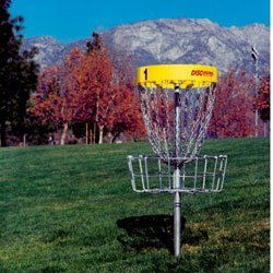 In-Ground/Permanent Disc Golf DISCatcher®