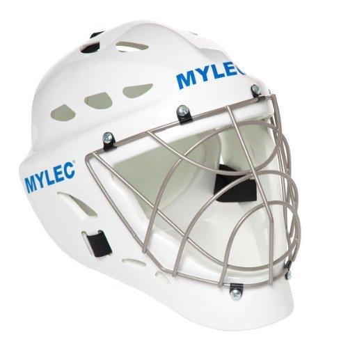 Mylec® Ultra Pro II Goalie Mask - White