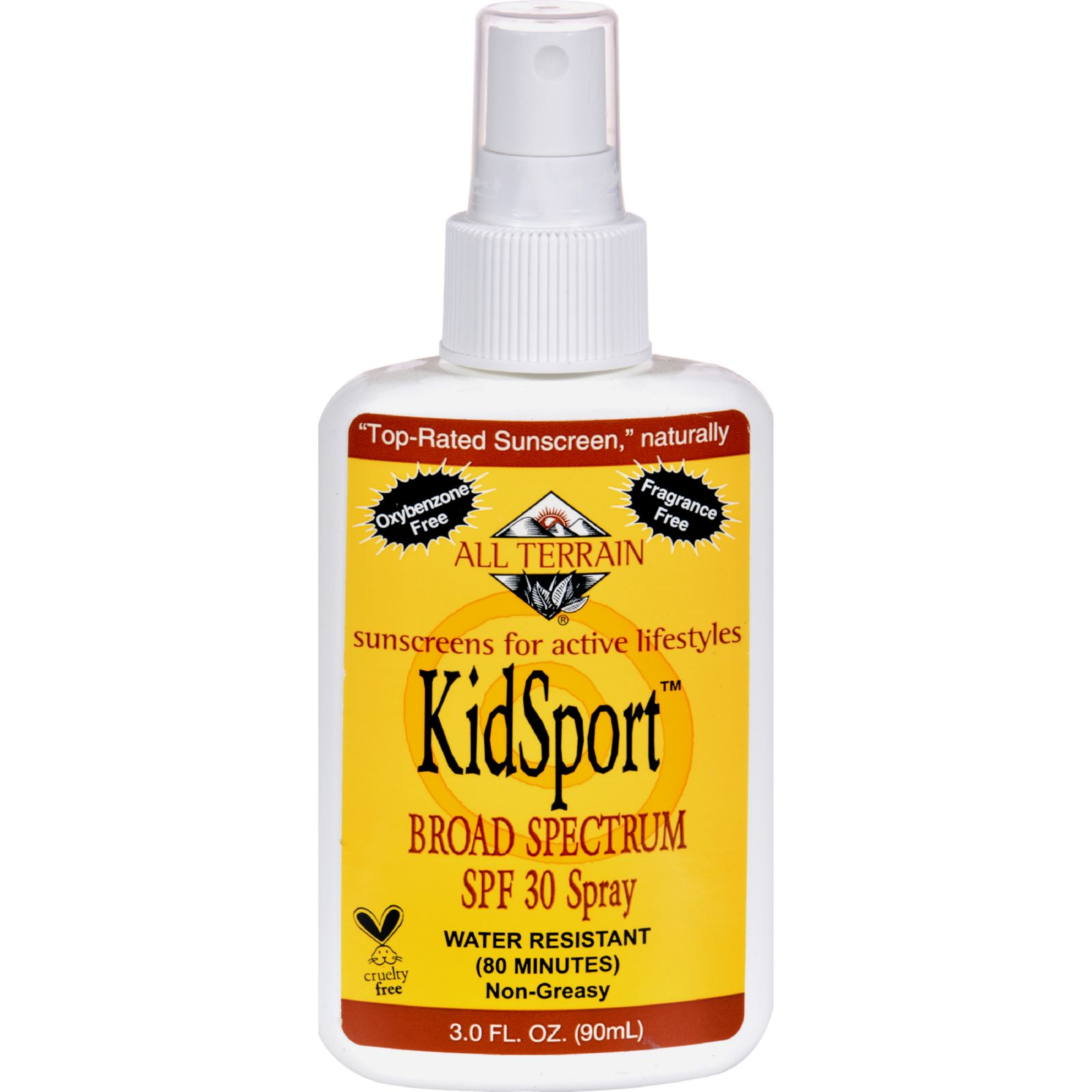 All Terrain Kid Sport Sunscreen SPF 30 - 3 fl oz