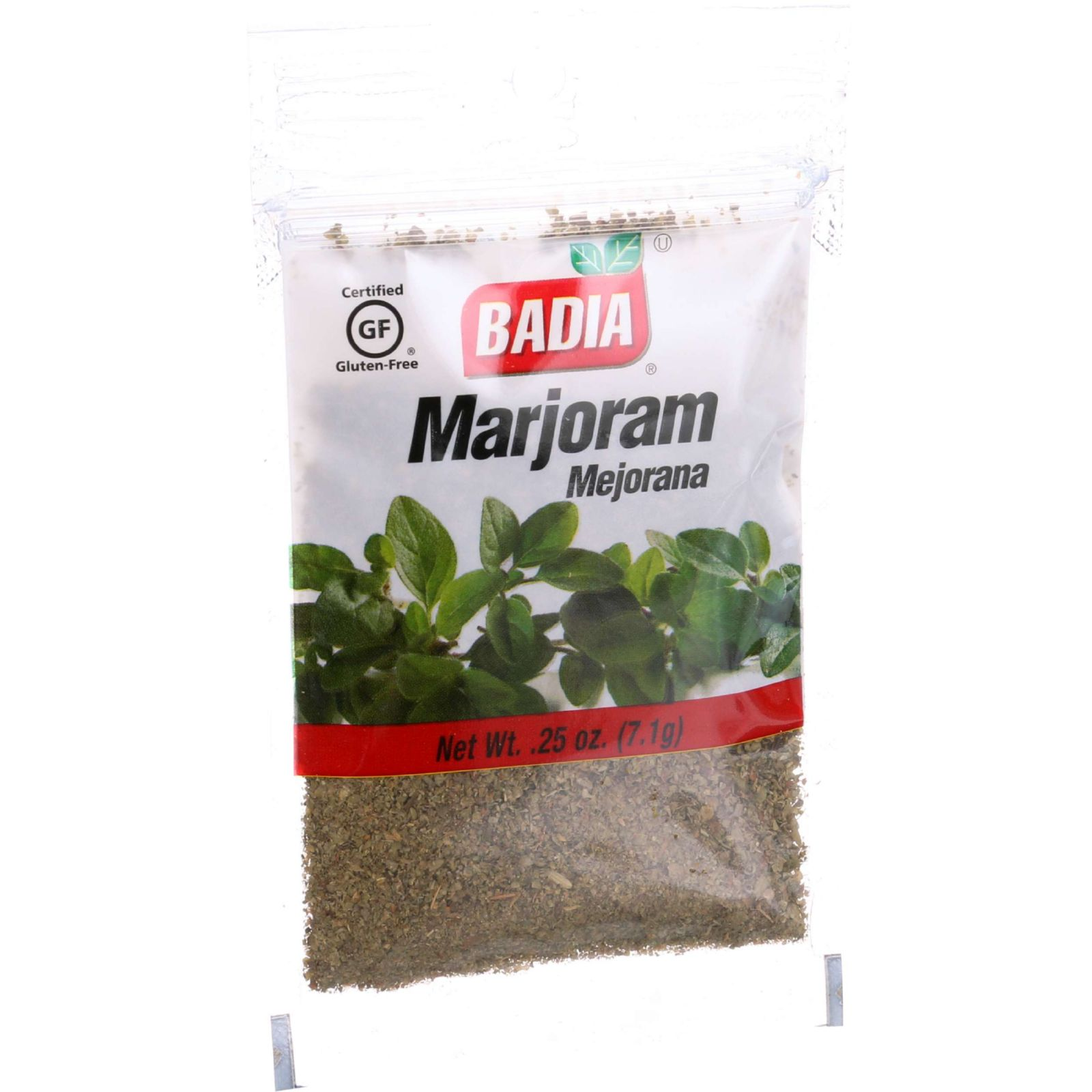 Badia Spices Marjoram - .5 oz - case of 12