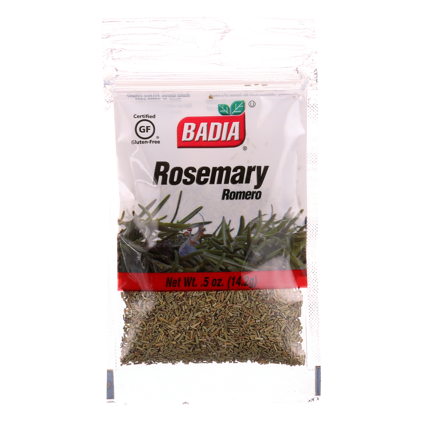 Badia Spices Rosemary - Case of 12 - 0.5 oz.