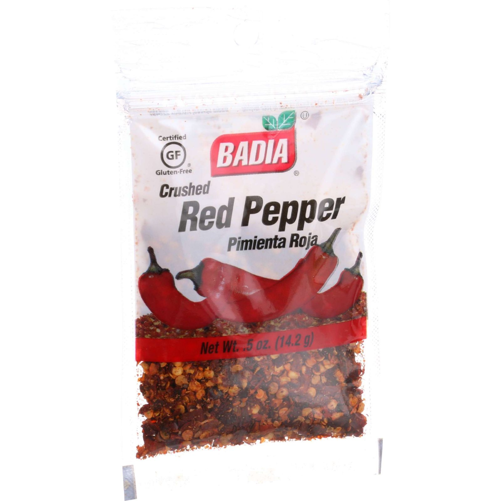 Badia Spices Red Pepper - Crushed - .5 oz - Case of 12