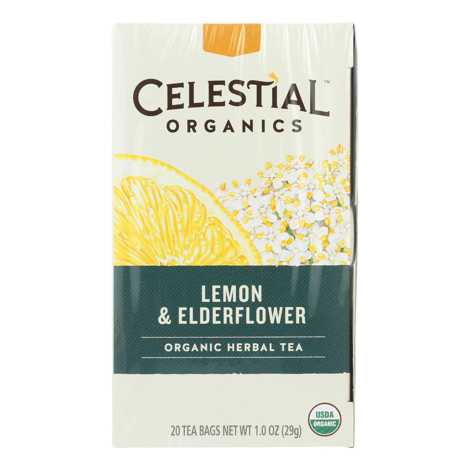 Celestial Nutcracker Sweet Holiday Tea - Case of 6 - 18 Bags
