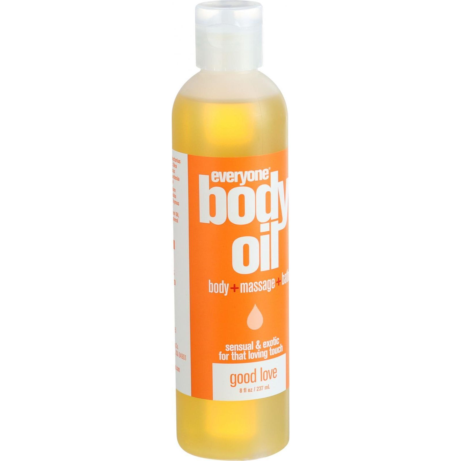 Eo Products Everyone Body Oil - Good Love - 8 Oz