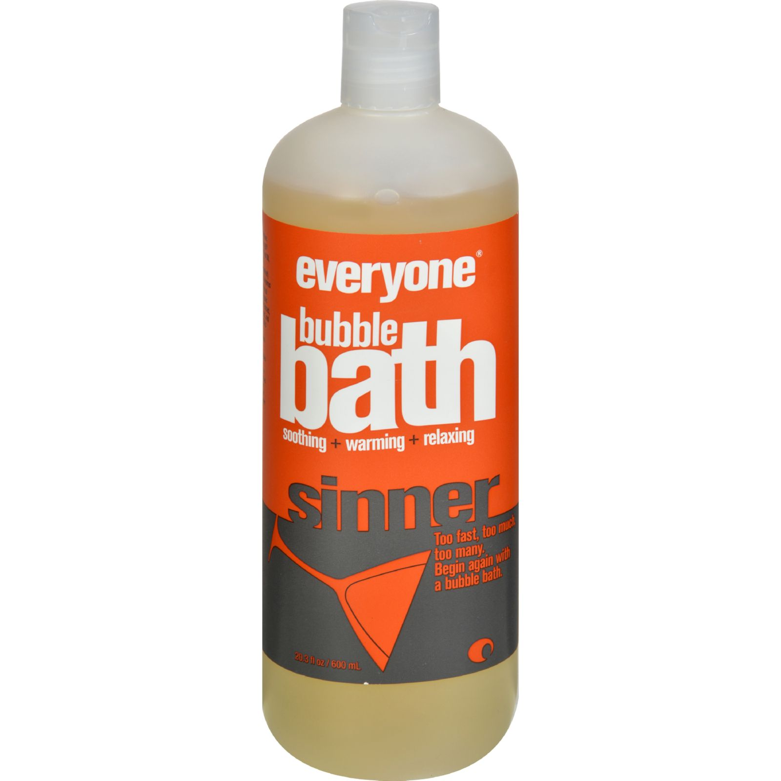 Eo Products Bubble Bath - Everyone - Sinner - 20.3 Fl Oz