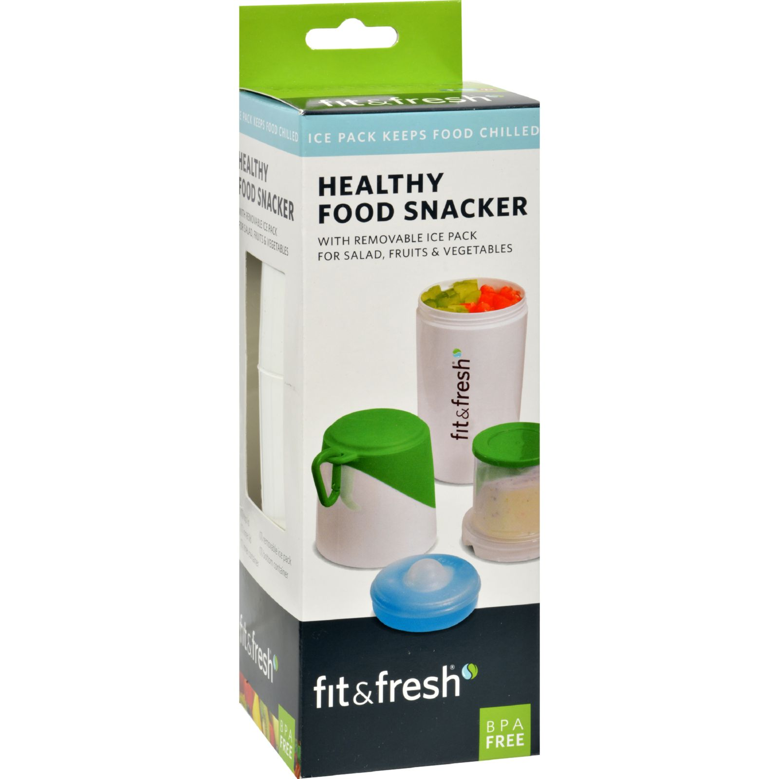 Fit And Fresh Healthy Food Snacker - 1 Unit
