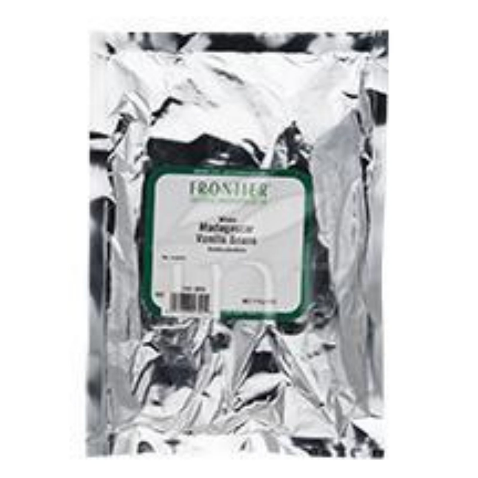 Frontier Herb Vanilla Beans - Bourbon - .25 Lb