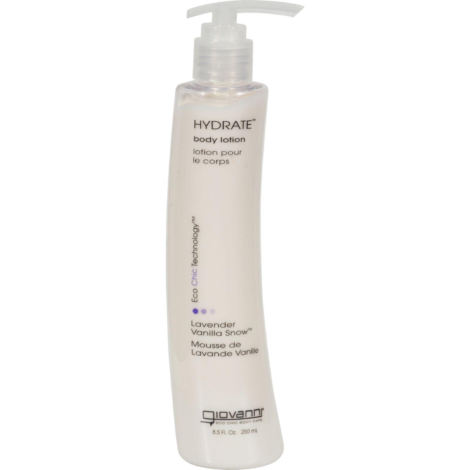 Giovanni Hydrate Body Lotion Lavender Vanilla - 8.5 fl oz