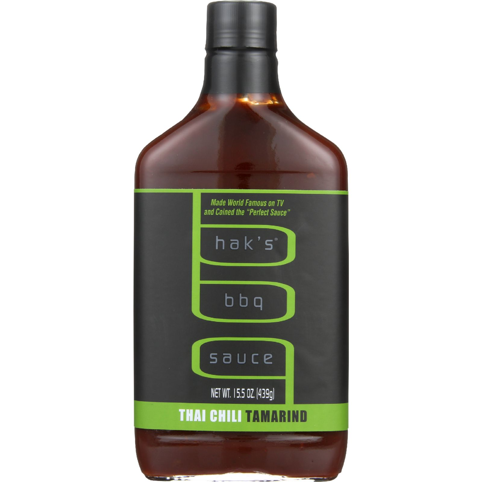Haks Bbq Sauce - Thai Chile Tamarind - 15.5 Oz - Case Of 6