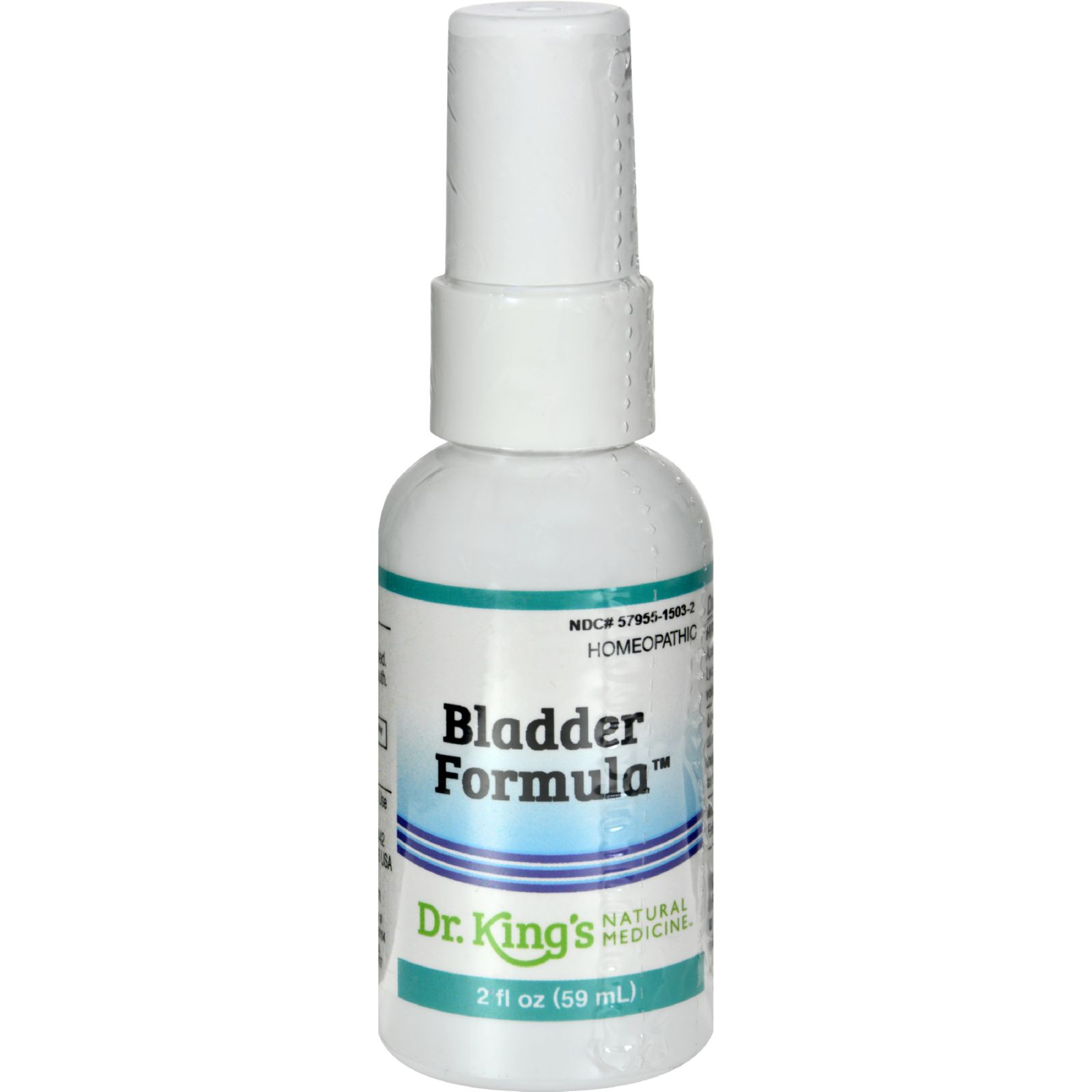 King Bio Homeopathic Bladder Incontinence - 2 Fl Oz